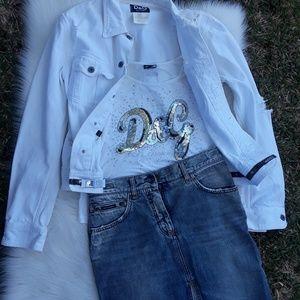 Dolce&Gabbana Jacket,Skirt&Top